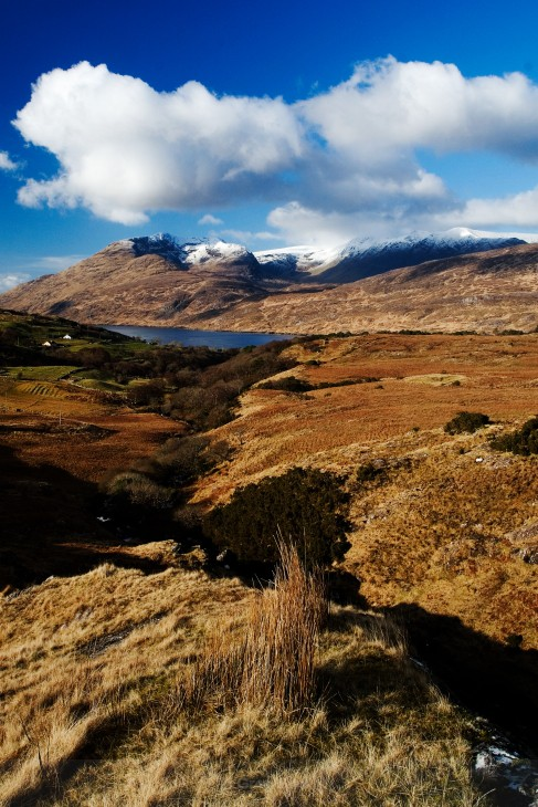 Towards Mayo - Landscapes of Ireland - County Donegal and the Wild Atlantic Way