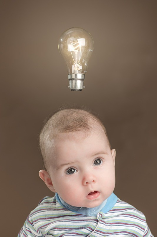 Bright Idea (baby Paul) - People.