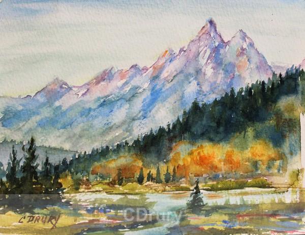- Watercolor