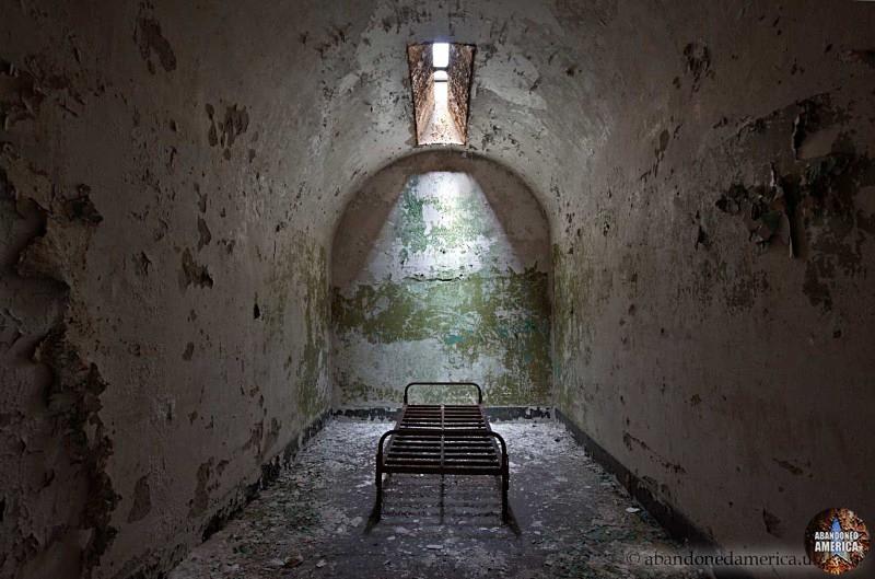 Holmesburg Prison, Philadelphia PA   Abandoned America