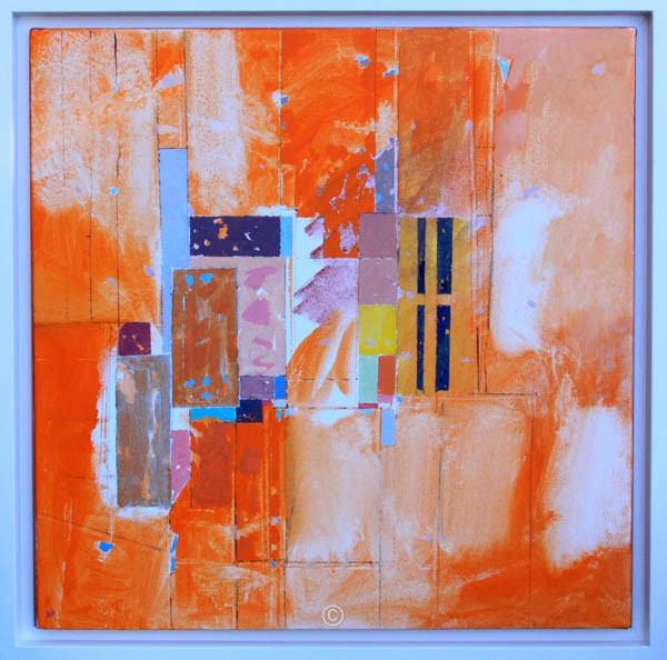 Orange Painting.. - Works 1977 - 2014.