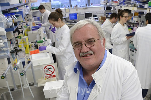 Sir Stephen O'Rahilly  photo portrait Cambridge Professional Photographer UK research health