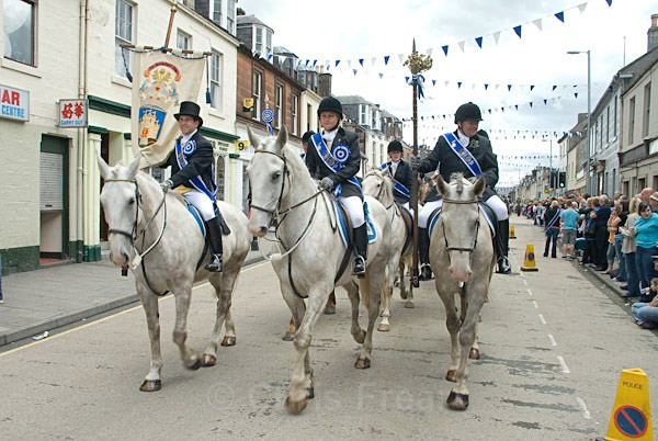 35 - Sanquhar Riding of the Marches 2010