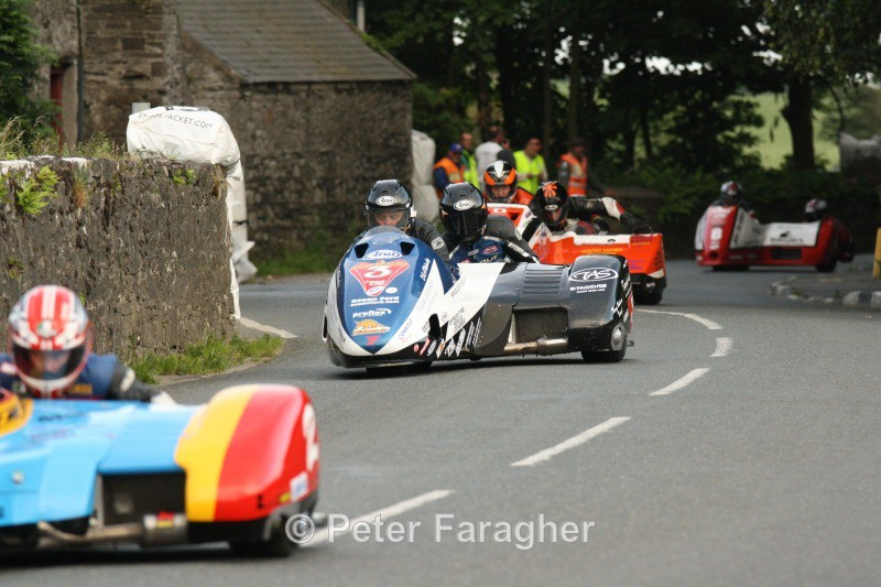 Fast Asleep! - Southern 100 Road Races