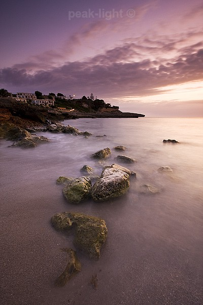 Ocean Calm - Foreign Shores