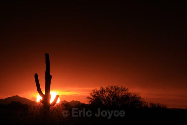 Fire in the Sky II - Tuscon, Arizona
