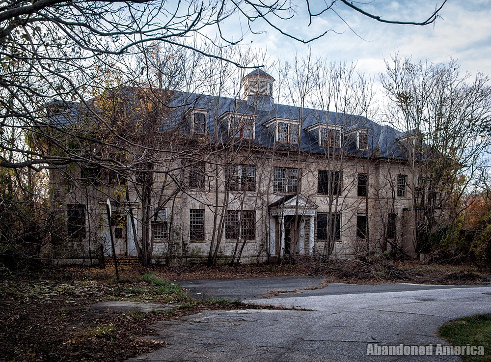 The Rosewood Center (Owings Mills, MD) | Midday Gloom - The Rosewood Center