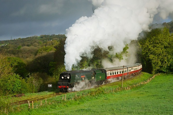34007 Wadebridge - The Lure of Steam