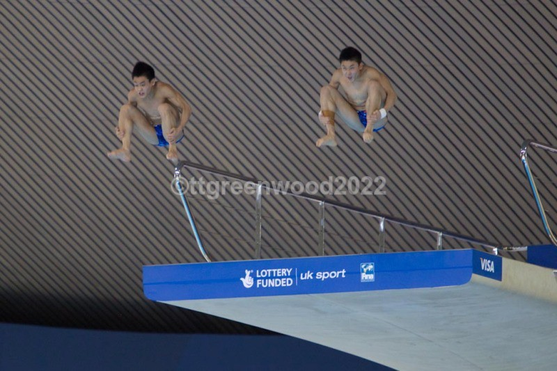 WCD-125 - World Cup Diving