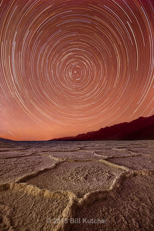 Bad Water Star Trails - Current Show