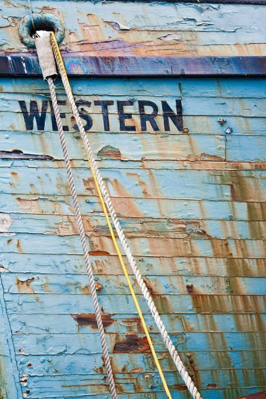 western - Oregon