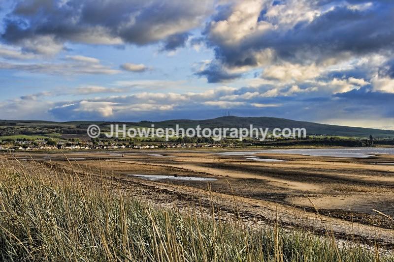 Ayr Beach - Ayrshire