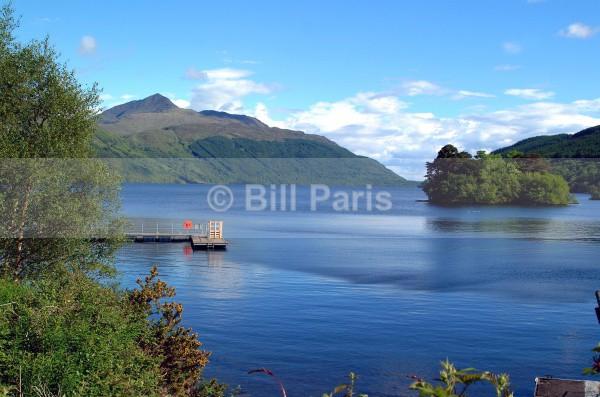 Loch Lomond - Land and Sea