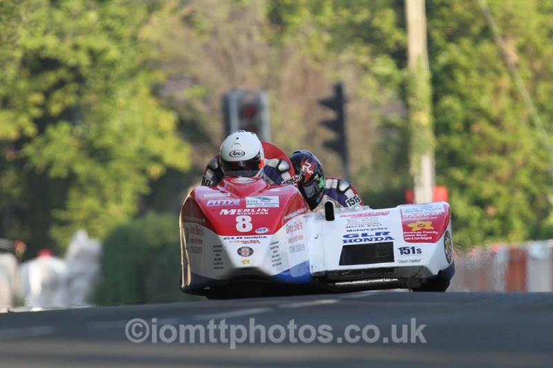 IMG_5446 - Thursday Practice - TT 2013 Side Car