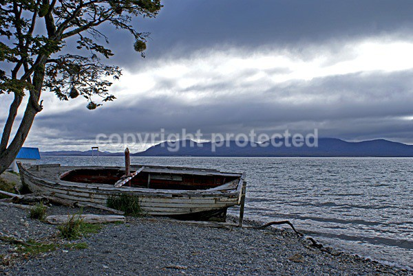 Lago Fagnano - Tierra del Fuego (Argentina) - The Americas