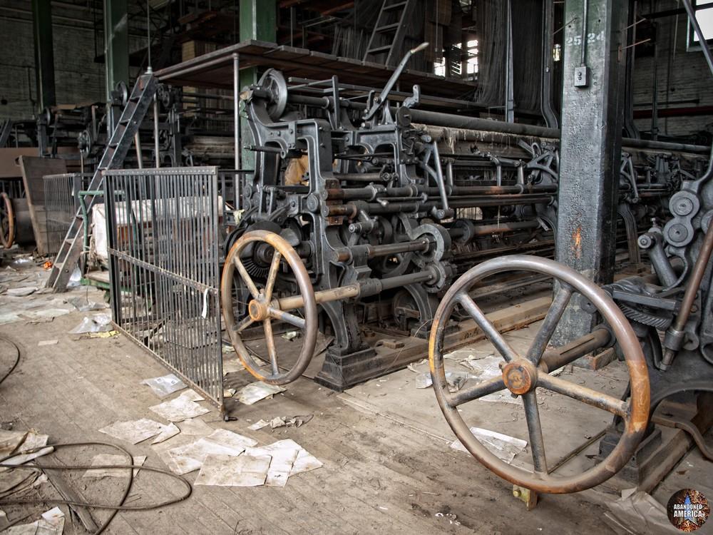 The Scranton Lace Company | The Wheels of Fortune - Scranton Lace Company