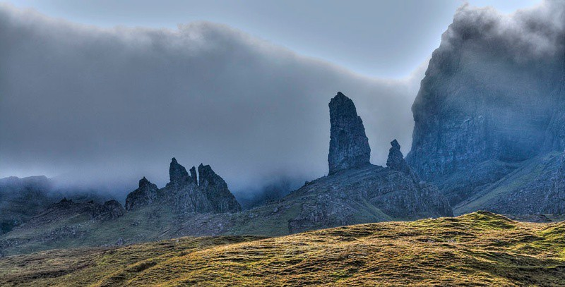 old man of Storr - Highlands and Islands