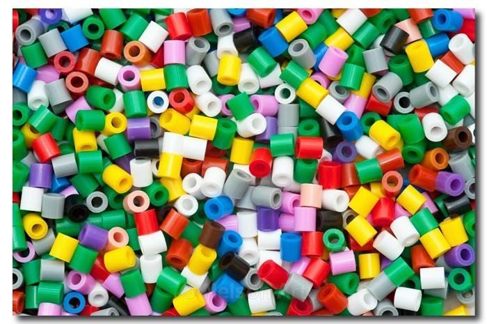 Plastic Beads - Objects