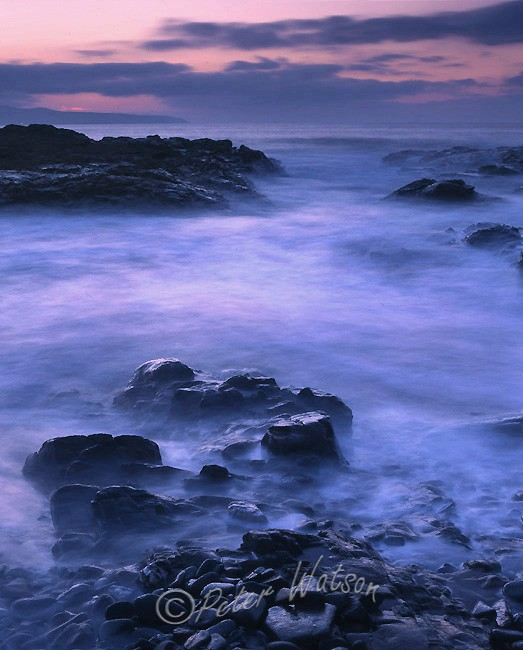 St Ives Bay Cornwall England - Seascapes