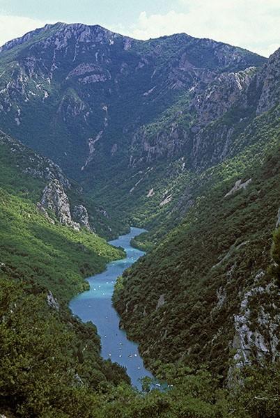 gorges du verdon1 - Provence