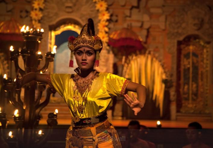 Beautiful Dancer - Bali's Dancing Culture