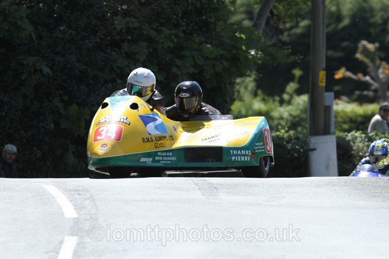 IMG_2402 - Sidecar Race 2 - TT 2013