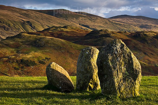 The Castlerigg Three - The Lakes