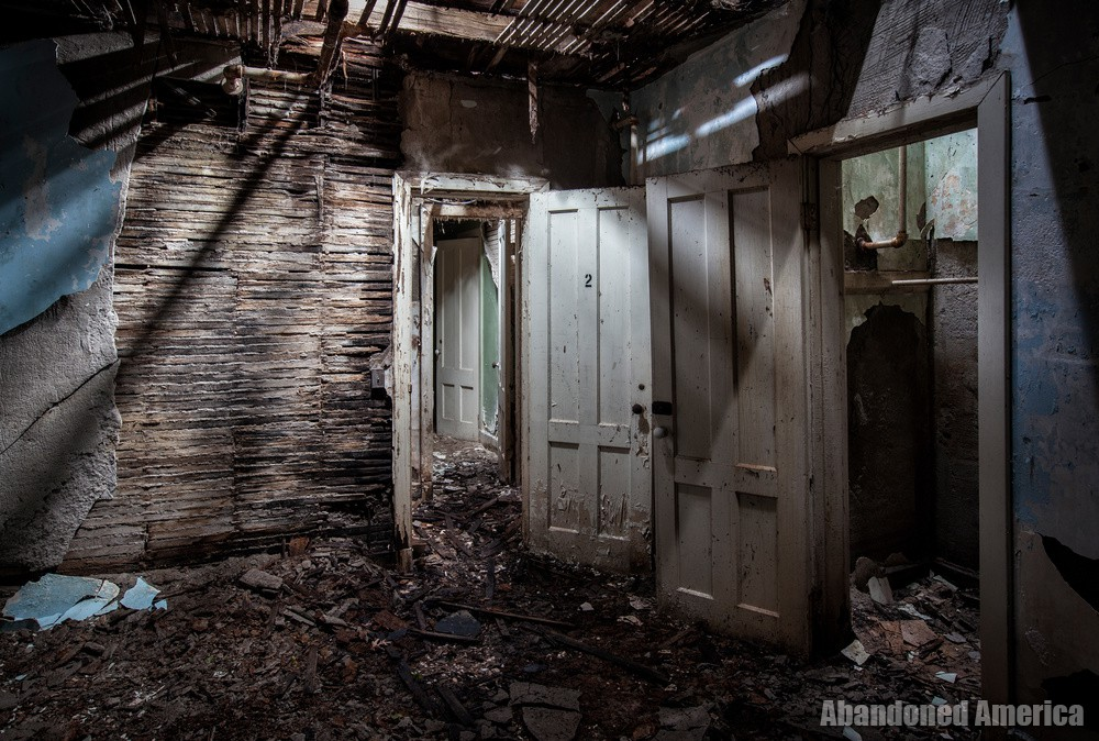 the worst thing on earth - Darbyville State Hospital*
