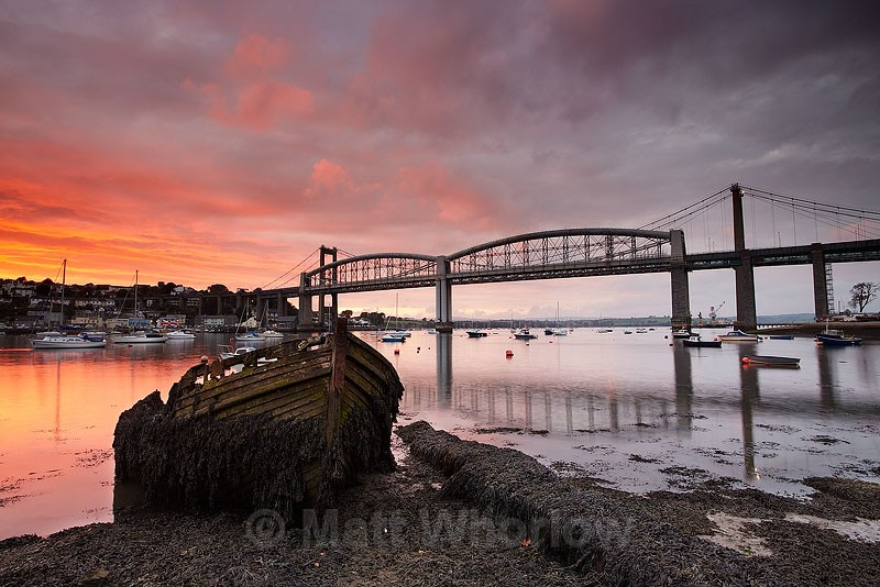 Saltash Passage - Cornwall - Towns and Countryside