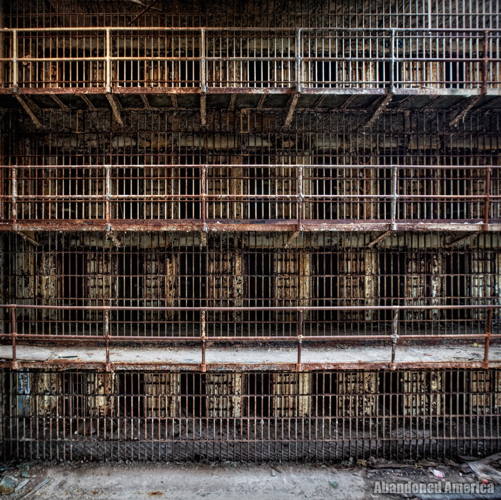 The Old Essex County Jail, Newark NJ | Abandoned America