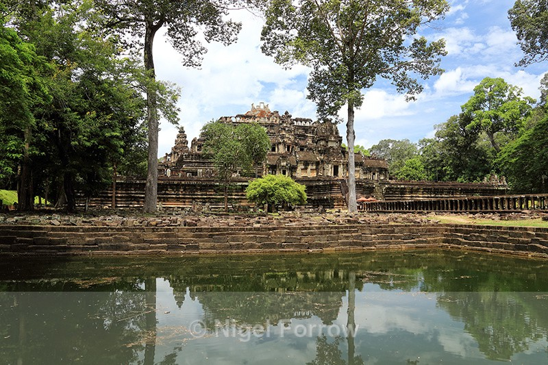 Baphuon, Angkor Thom, Cambodia - Cambodia