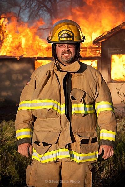 Eric 'Hot Wire' Blakey - Fallon/Churchill Fire Department