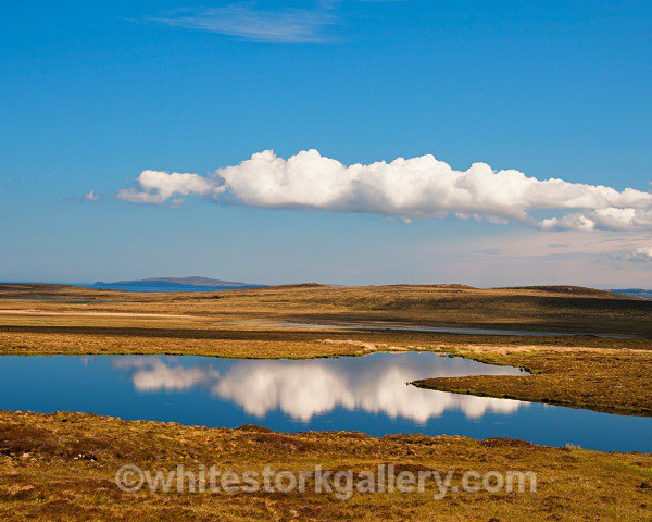Achiltibuie Reflections - Scottish Highlands