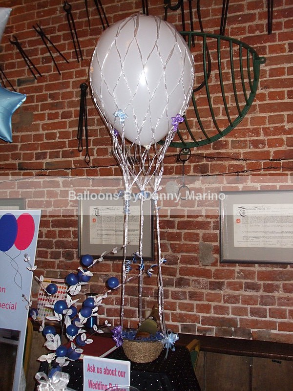 Hot Air Balloon - Wedding Balloon Photos
