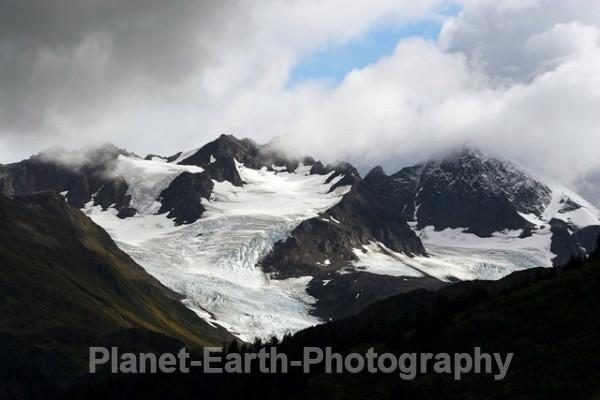 Chugach Glacier - Alaska & Canada