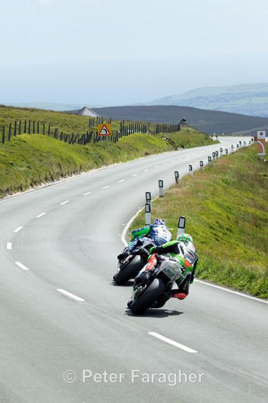 Ian Hutchinson and James Hillier - TT Race Week