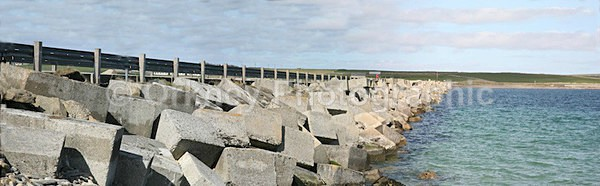 Barrier6406 Panorama - Orkney Images