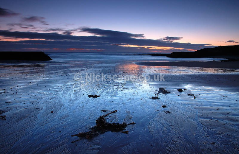 Cullercoats Bay - Northumberland