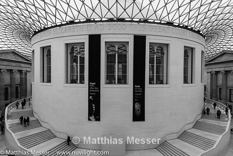 British Museum - Places and Architecture