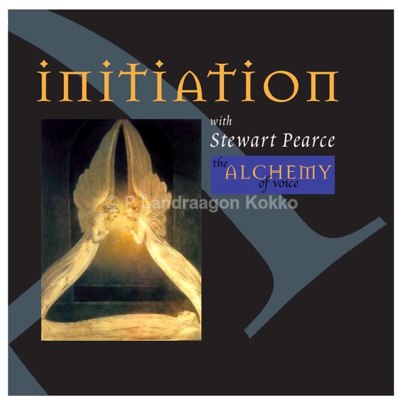Master of Voice Stewart Pearce CD Design - Design CD Album covers