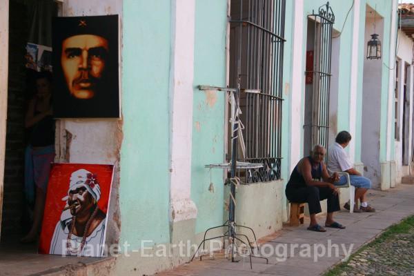 Viva Revolution - Cuba