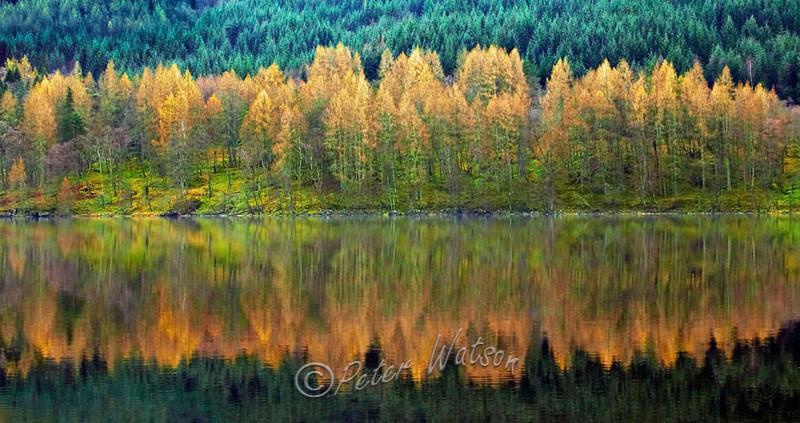 Loch Voil Perthshire - Scotland