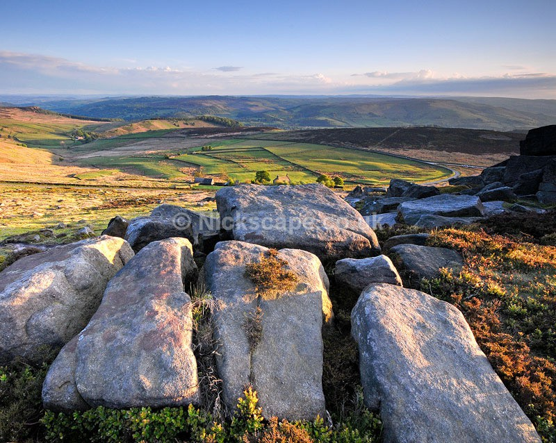 Stanage Edge Overstones Farm - Derbyshire49 - Peak District Landscape Photography Gallery