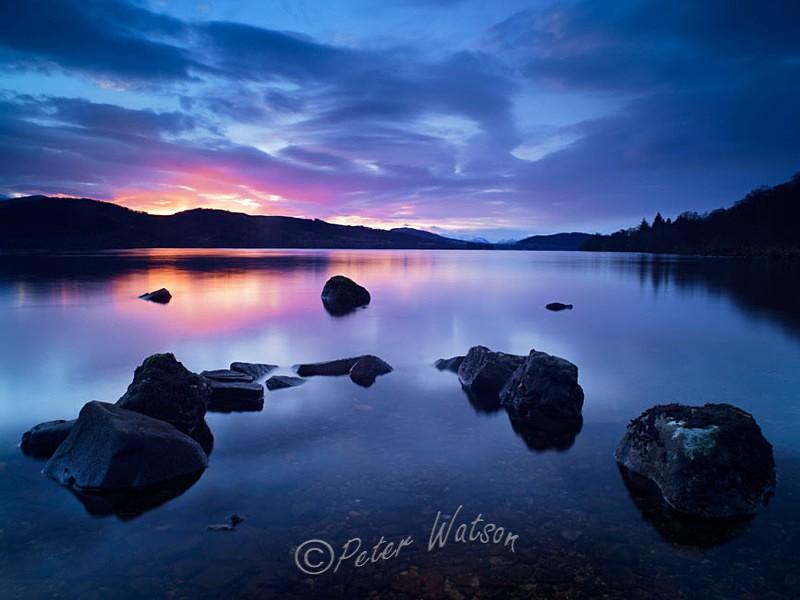 Loch Rannoch Perthshire - Scotland