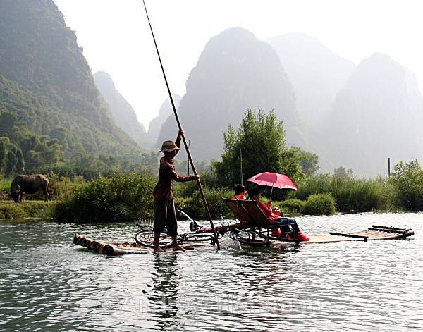 Bamboo Raft - Travel 1