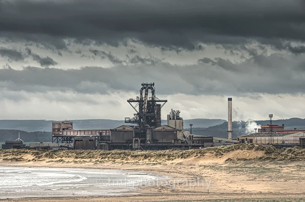 Industrial North - Yorkshire Coast
