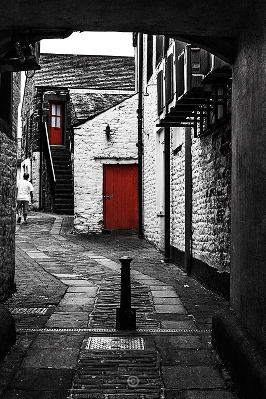 The Red Door - WHAT A MIX!
