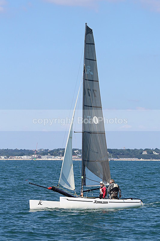 150906 770 HOBIE TIGER WT7A0826 - Sailboats - multihull