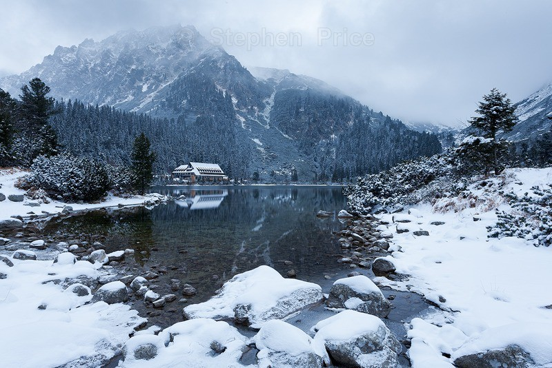 Winter Coolness - Photographs of Slovakia