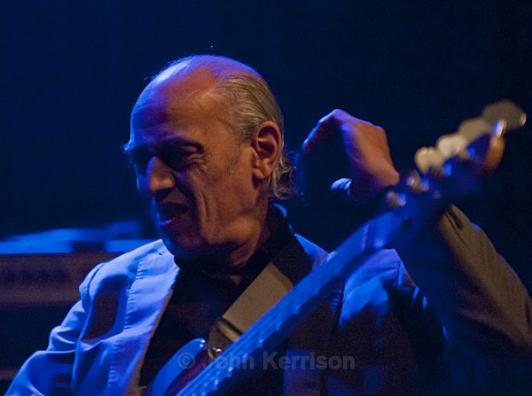 Norman Watt-Roy of the Blockheads 1 - Concert